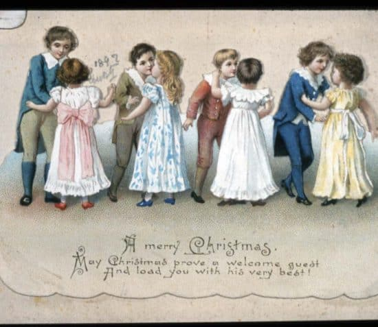 A Victorian Christmas at the Grove