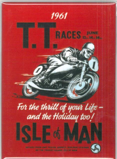 1961 TT Magnet