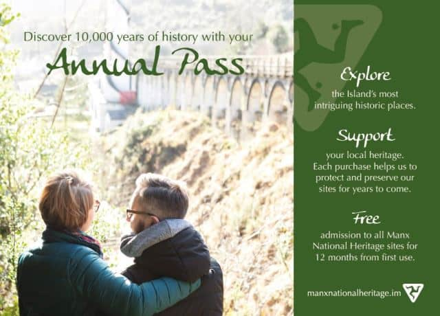 Annual Pass for Island Residents