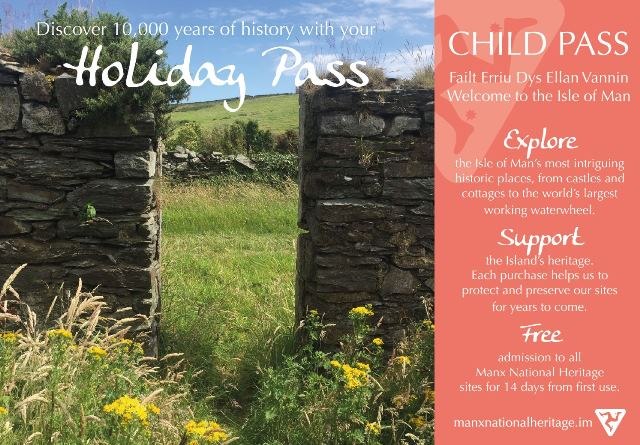 Child Holiday Pass