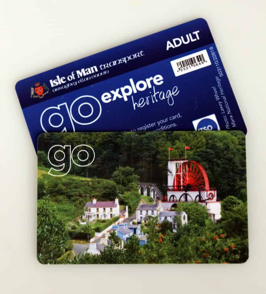 GO Explore Adult Card