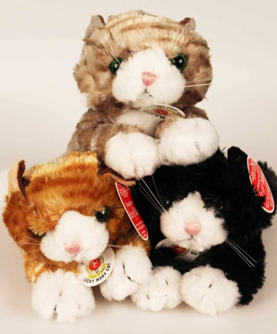 Manx Cat Soft Toy