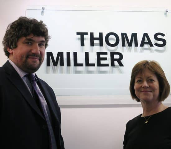 Thomas Miller join Friends of Manx National Heritage as Corporate Members