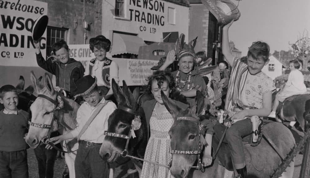 Douglas Carnival August 1961