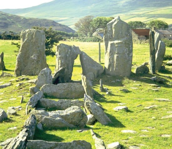 Manx Megaliths – Public Lecture by Professor Ronald Hutton