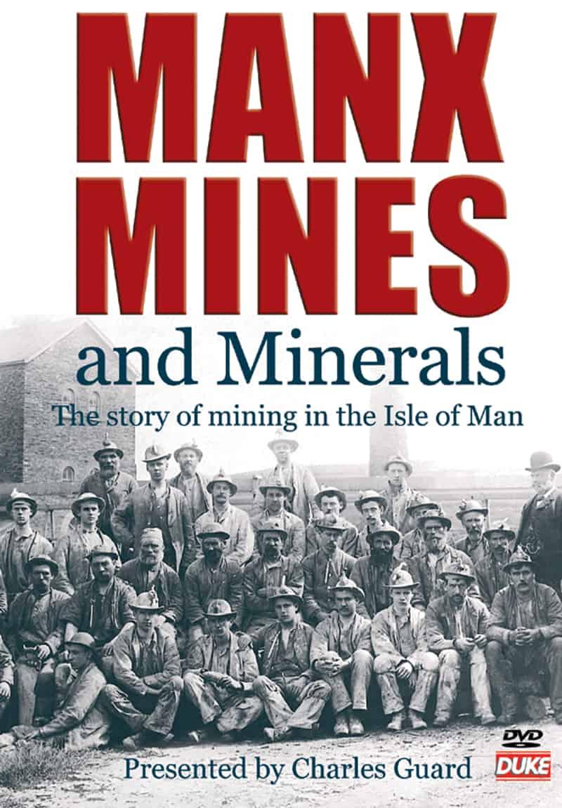 Manx Mines & Minerals DVD