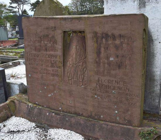 Archibald Knox – Douglas Borough Cemetery Designs
