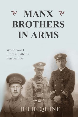 Manx Brothers in Arms by Julie Quine
