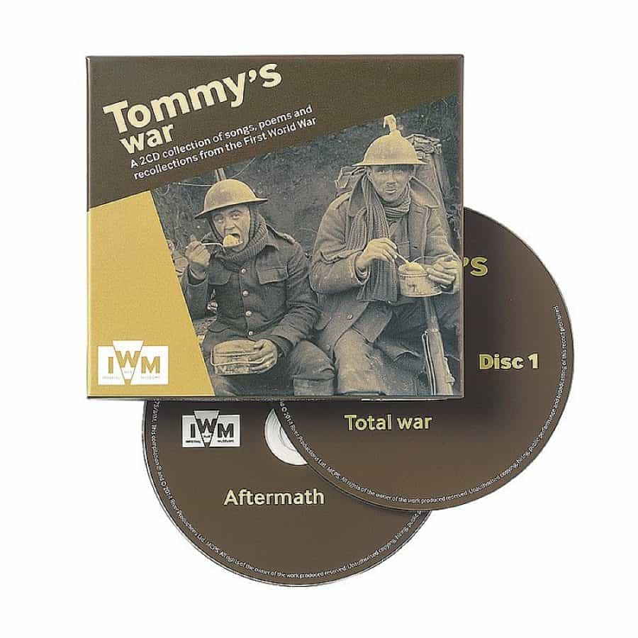 Tommy's War CDs by Imperial War Museum