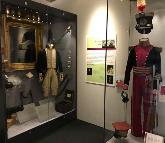 Napoleonic Uniforms – Conserving the Manx Museum Collection