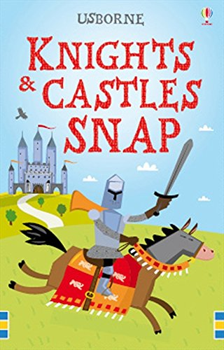 Knights and Castles Snap Card Game