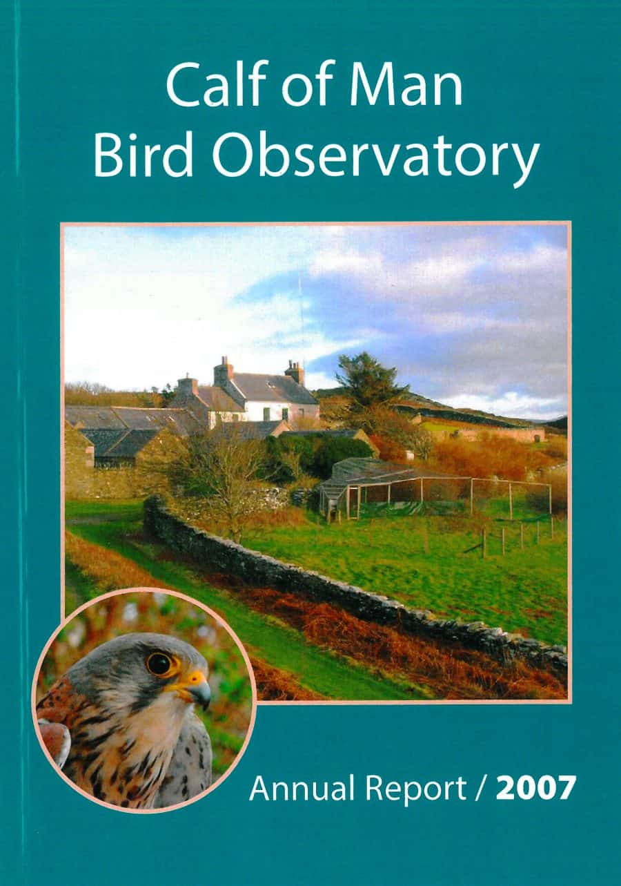 Calf of Man Bird Observatory Annual Report 2007