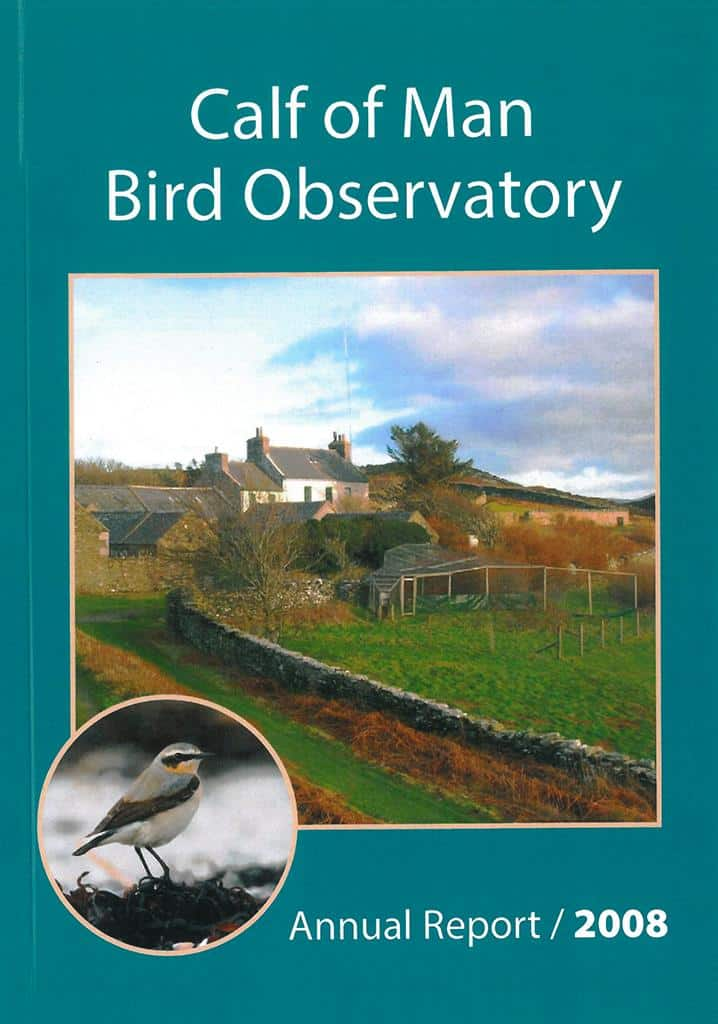 Calf of Man Bird Observatory Annual Report 2008