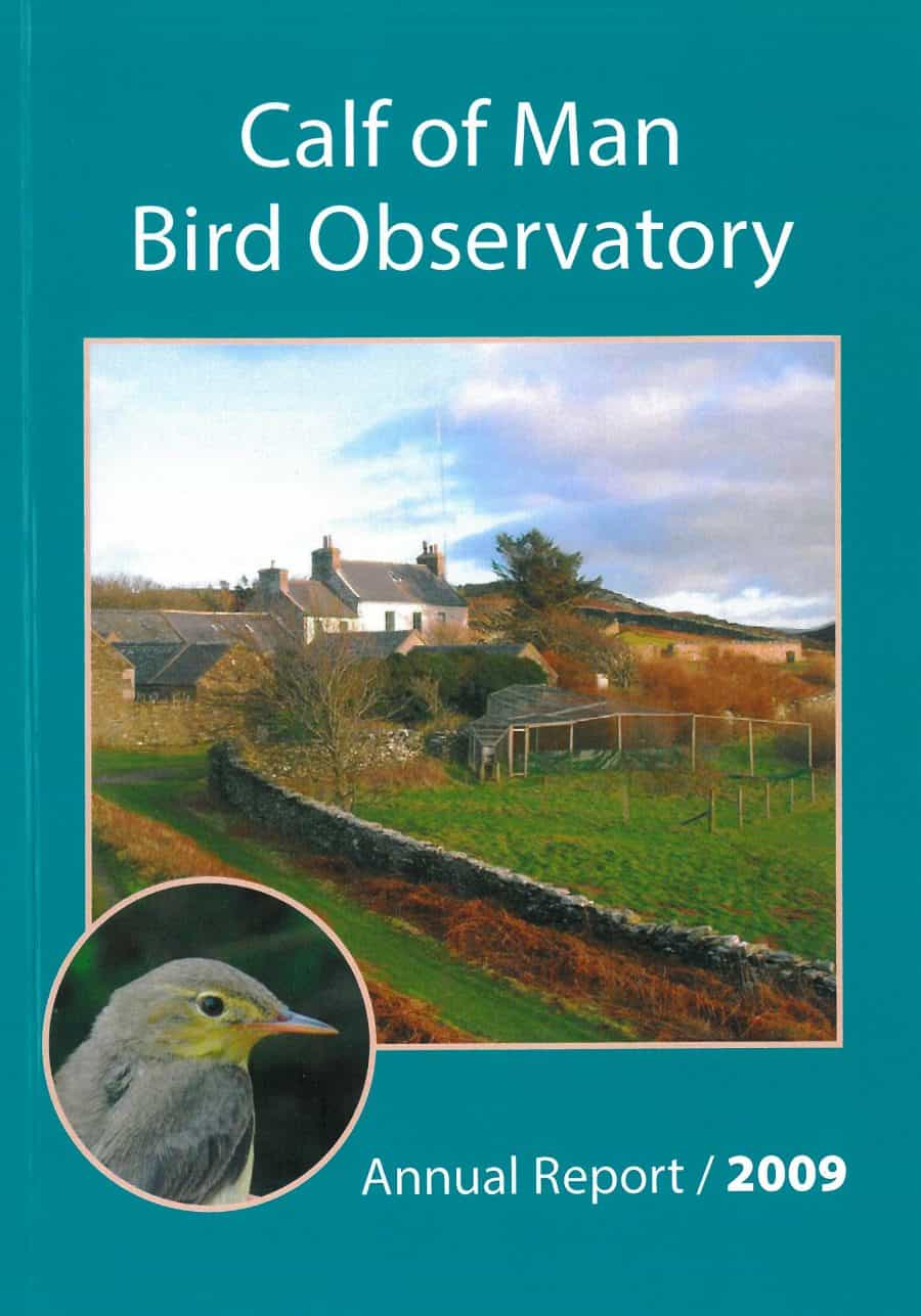 Calf of Man Bird Observatory Annual Report 2009