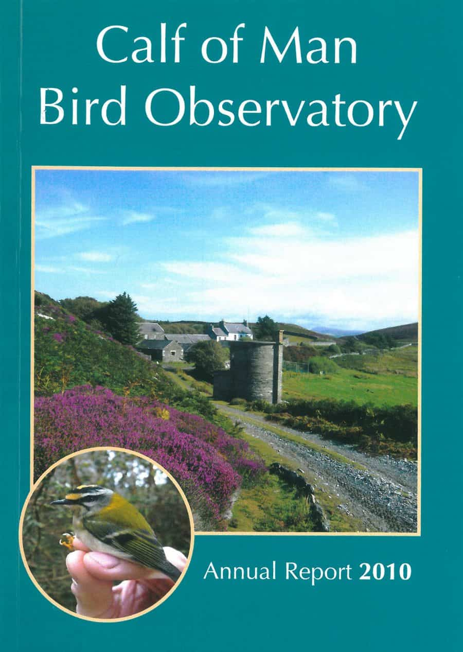 Calf of Man Bird Observatory Annual Report 2010