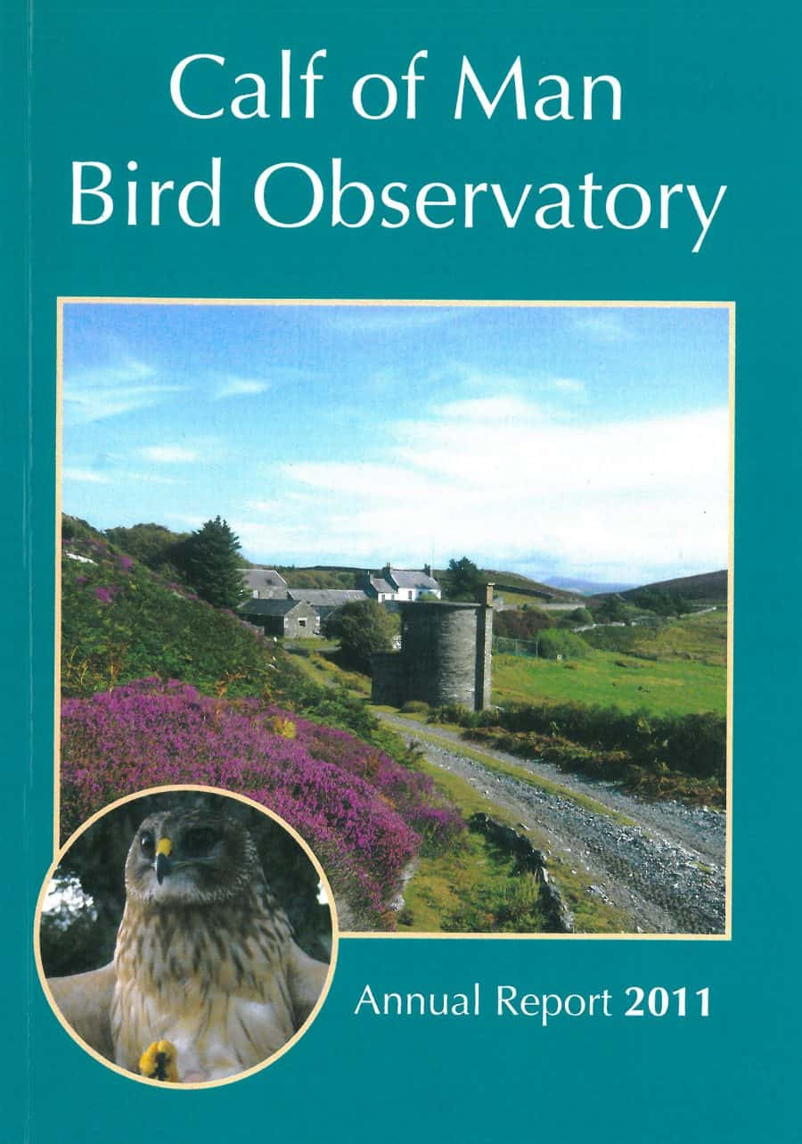 Calf of Man Bird Observatory Annual Report 2011