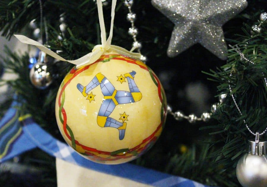 Celtic Weave Bauble