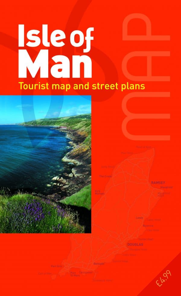 IOM Tourist Map