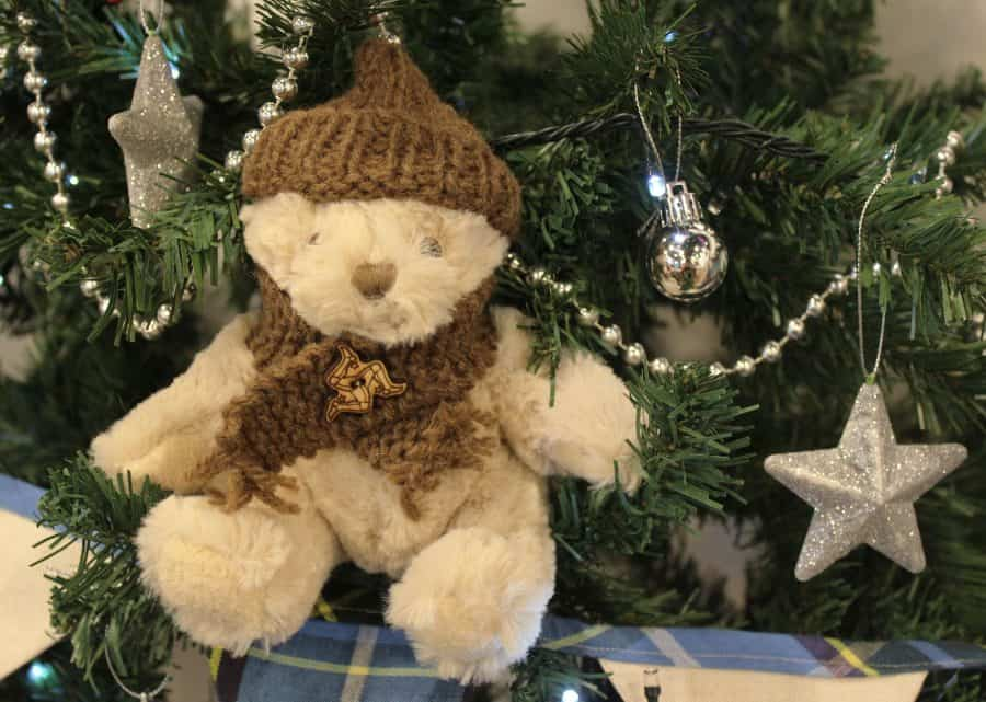 Loghtan Teddy Bear