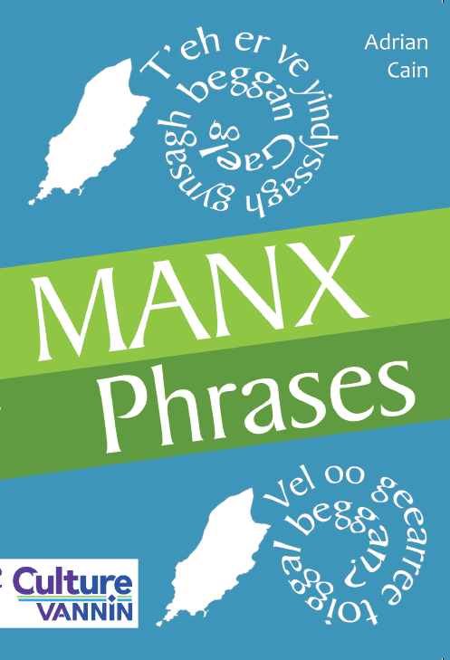 Manx Phrases by Adrian Cain
