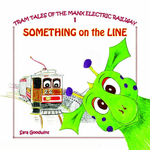 Something on the Line by Sara Goodwins