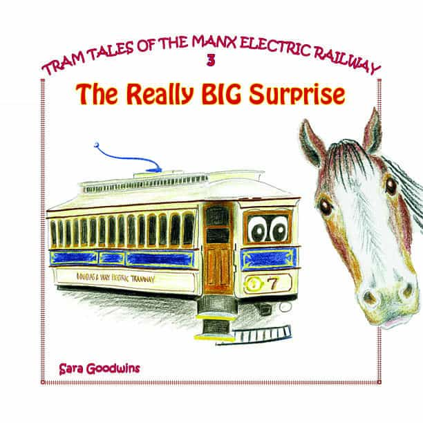 The Really BIG Surprise by Sara Goodwins