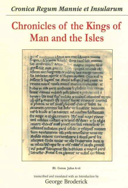 Chronicles of the Kings of Man and the Isles