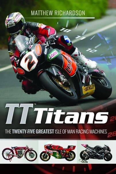 TT Titans by Matthew Richardson