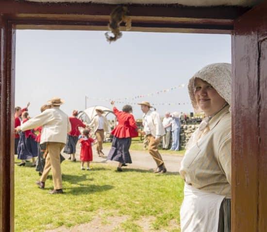 Laa Boaldyn (Manx May Day)