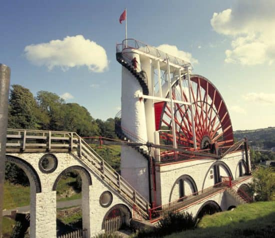 Laxey Wheel and Castle Rushen Open Weekends
