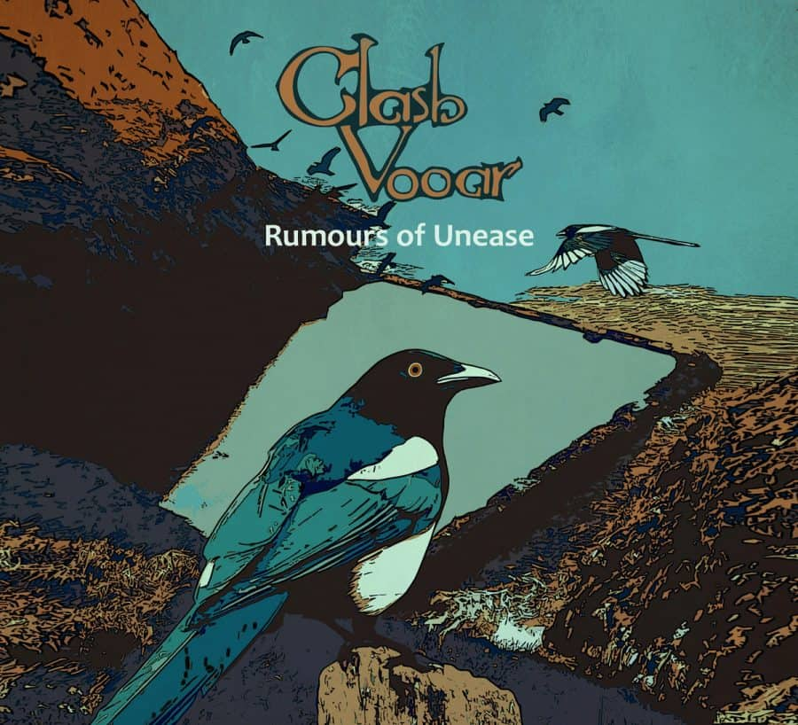 Clash Vooar - Rumours of Unease CD