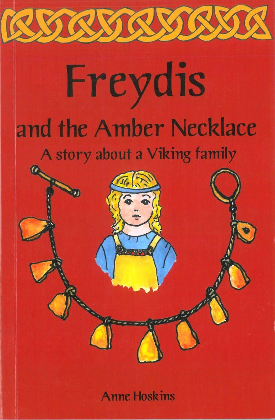freydis and the amber necklace