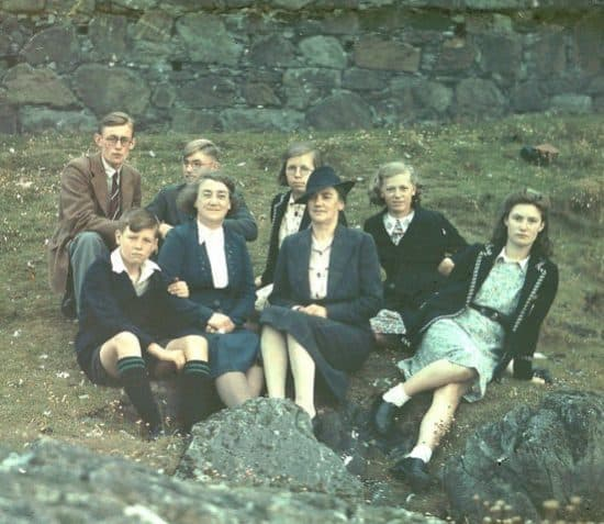 The Legacy of Eric R. Cregeen: A Treasury of Manx and Scottish Traditions – Public Lecture