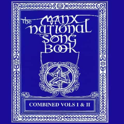 manx national song book