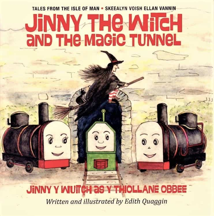 Jinny the Witch and the Magic Tunnel