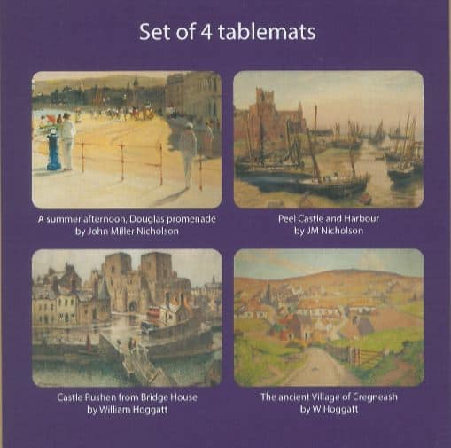 National Art Collection Tablemats