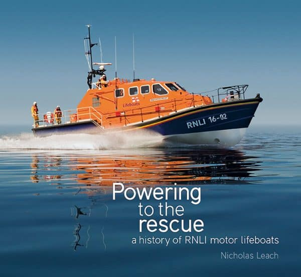 Powering to the Rescue by Nicolas Leach