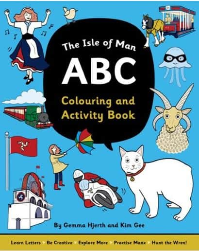 Isle of Man ABC Activity Book