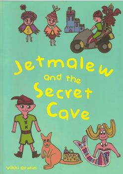 Jetmalew and the Secret Cave