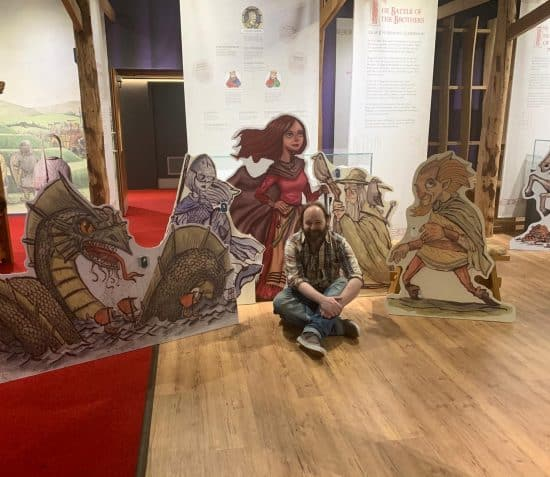 New Viking inspired activity trail for families launches this weekend