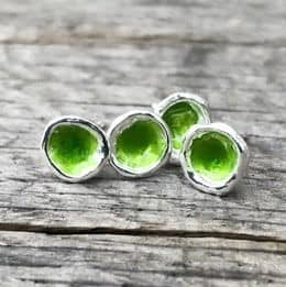 ELEMENTIsle Hidden Glen Droplet Stud Earrings
