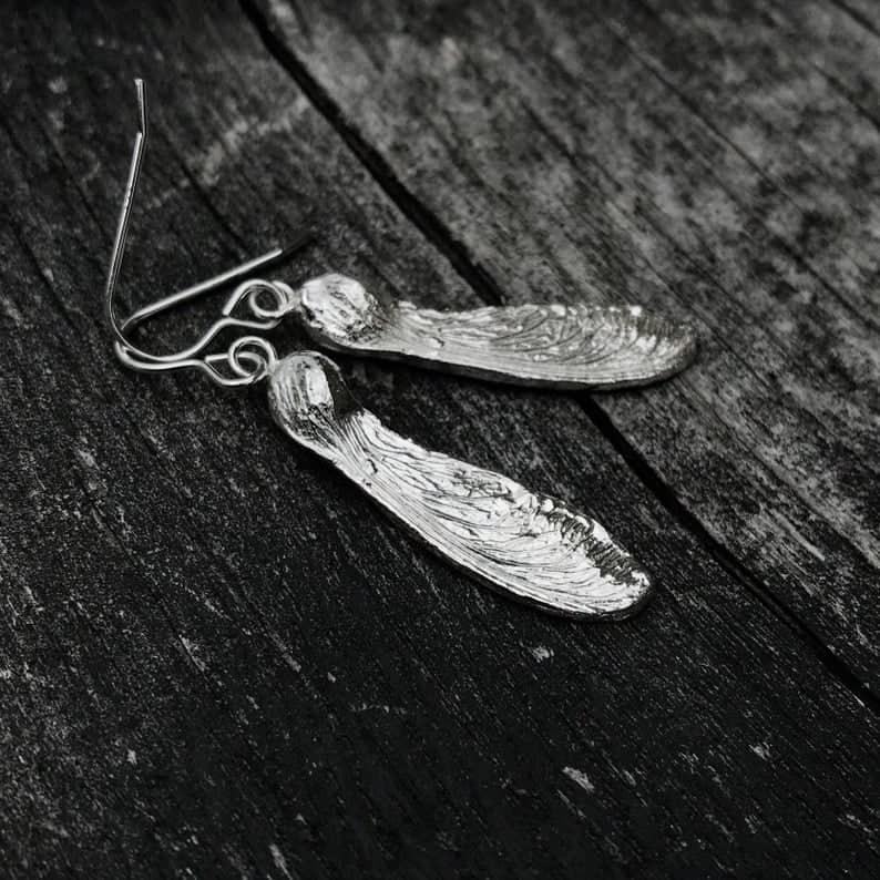 ELEMENTIsle Sycamore Drop Earrings