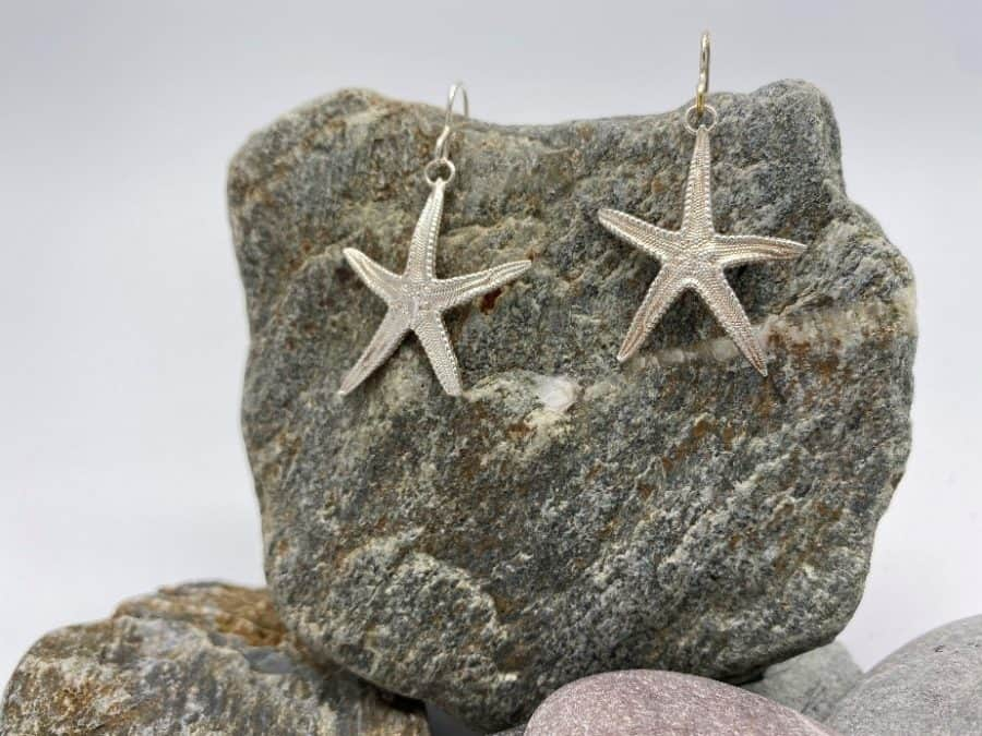 ELEMENTIsle Starfish Drop Earrings