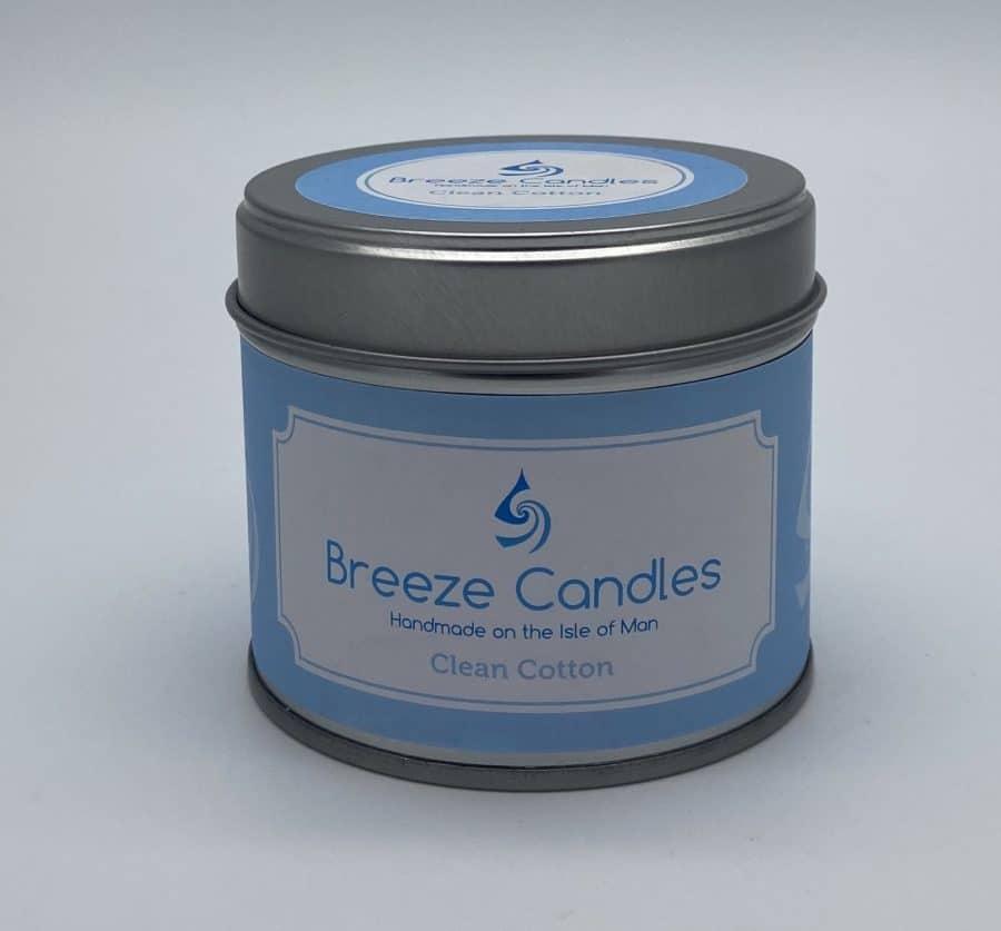 Breeze Candles - Clean Cotton