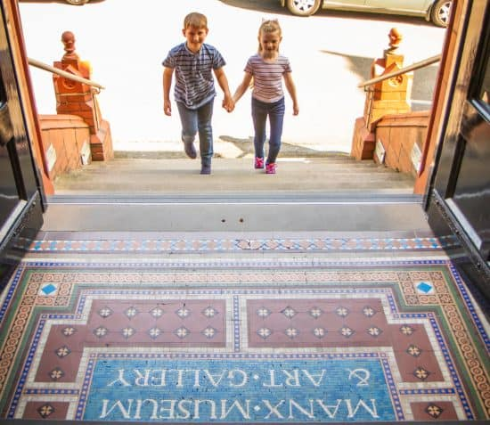 Manx National Heritage launches Contactless donations