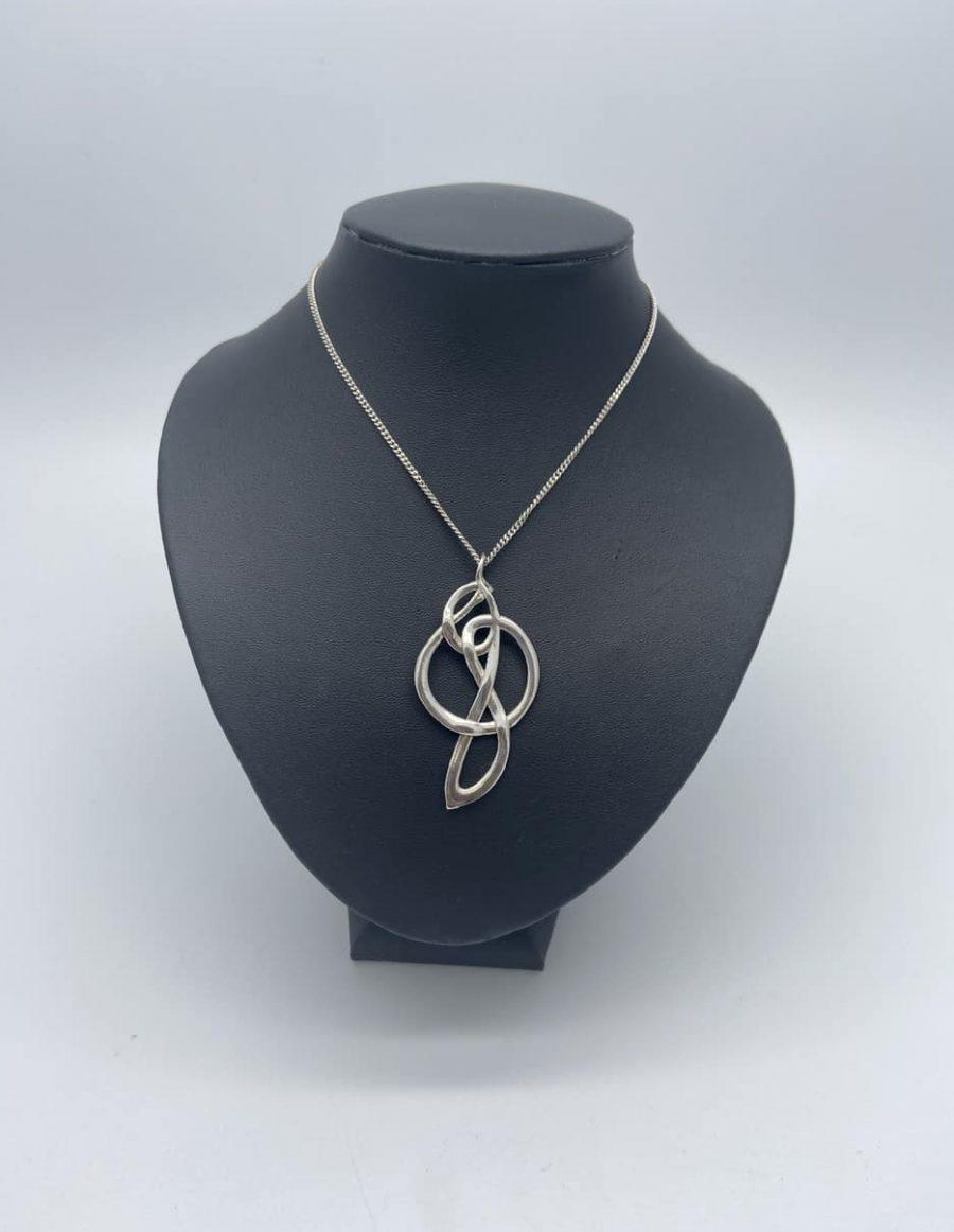 Large Celtic Knot Pendant