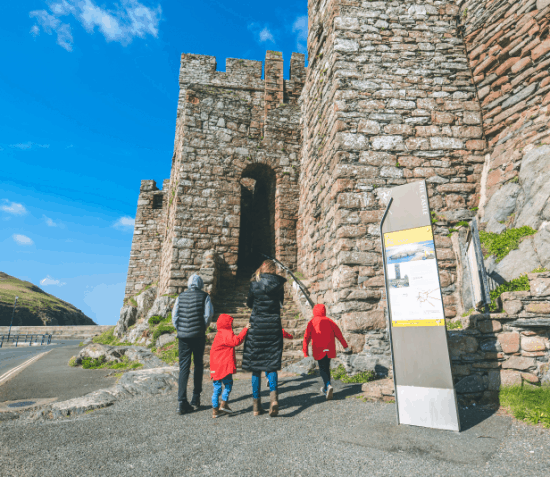 Manx National Heritage extend Site Opening times