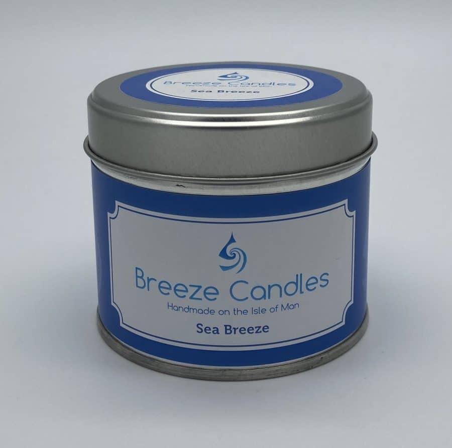 Breeze Candles - Sea Breeze