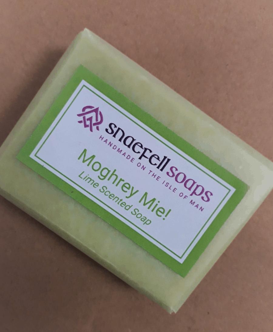 Moghrey Mie Soap