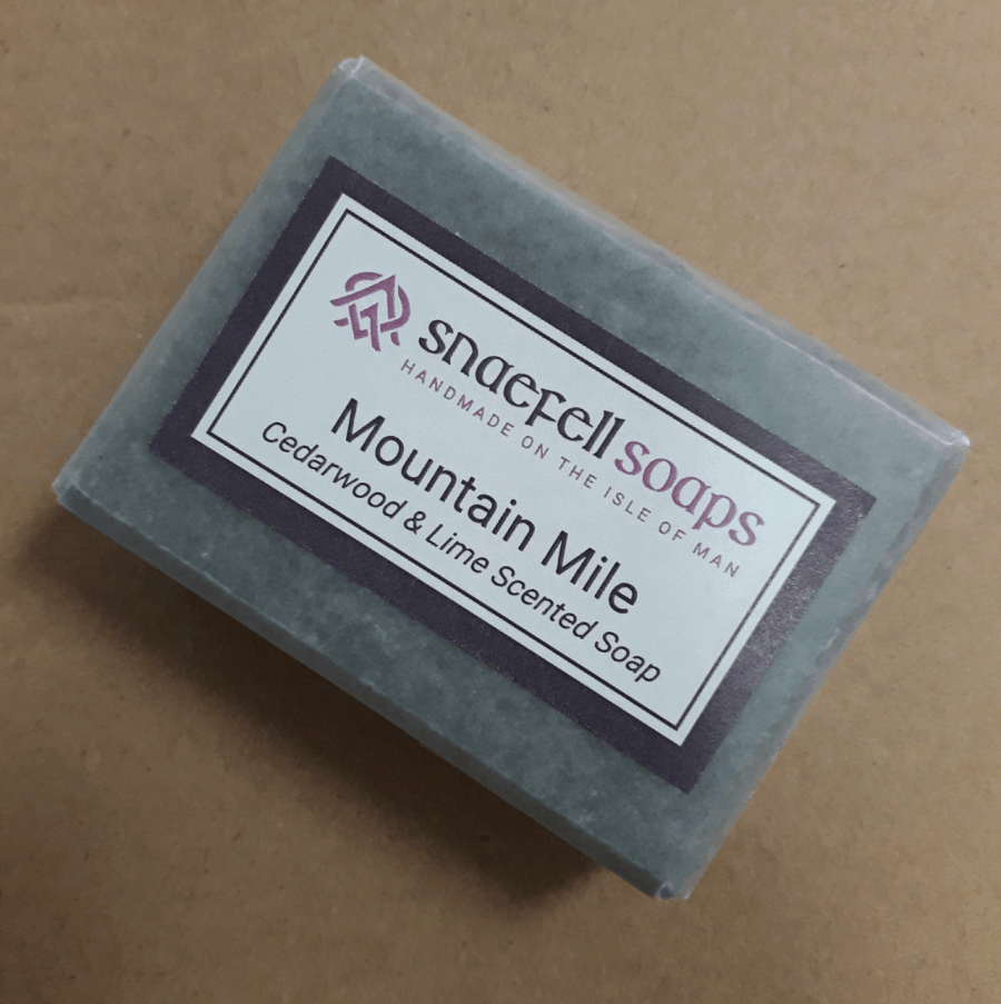 Mountain Mile Soap